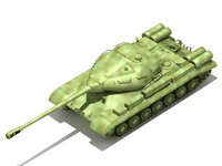 3d is-4 heavy tank