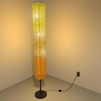 glowing floor lamp 3d max