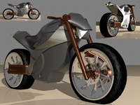 3d bike studiotools hdri model