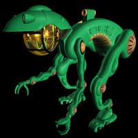 poser xf-frog frog