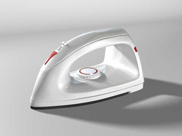 3d electronic iron model