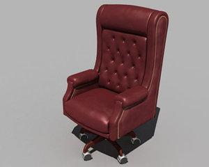 3ds la-z-boy el presidente office chair