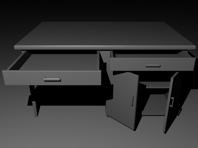 mgs3 - desk 3ds