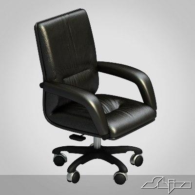 directors chair 3d max