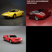 Italian Classic Sport Cars