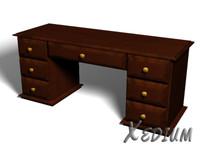 free 3ds model desk
