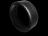 free 3ds mode rain tire