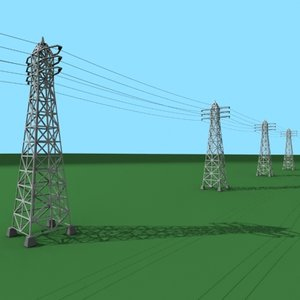 3ds power lines