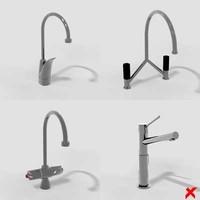 faucet tap 3d max