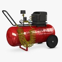 Large Workshop Air Compressor