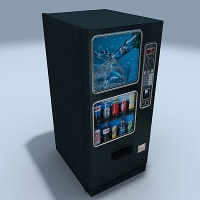 maya vending machine