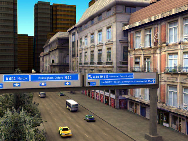 3d model street games mods