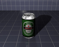 free max model beer bottle