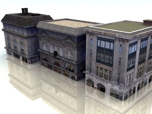 3dsmax building games