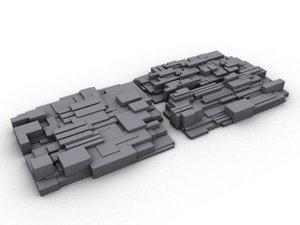 blocks 3ds free