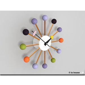3d nelson ball clock model