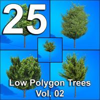 3dsmax trees bark architectural
