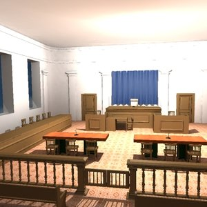 court justice max