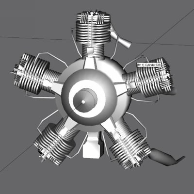 max aircraft engine