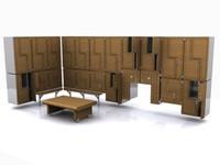 maya lockers