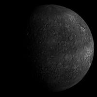 3dsmax mercury planet