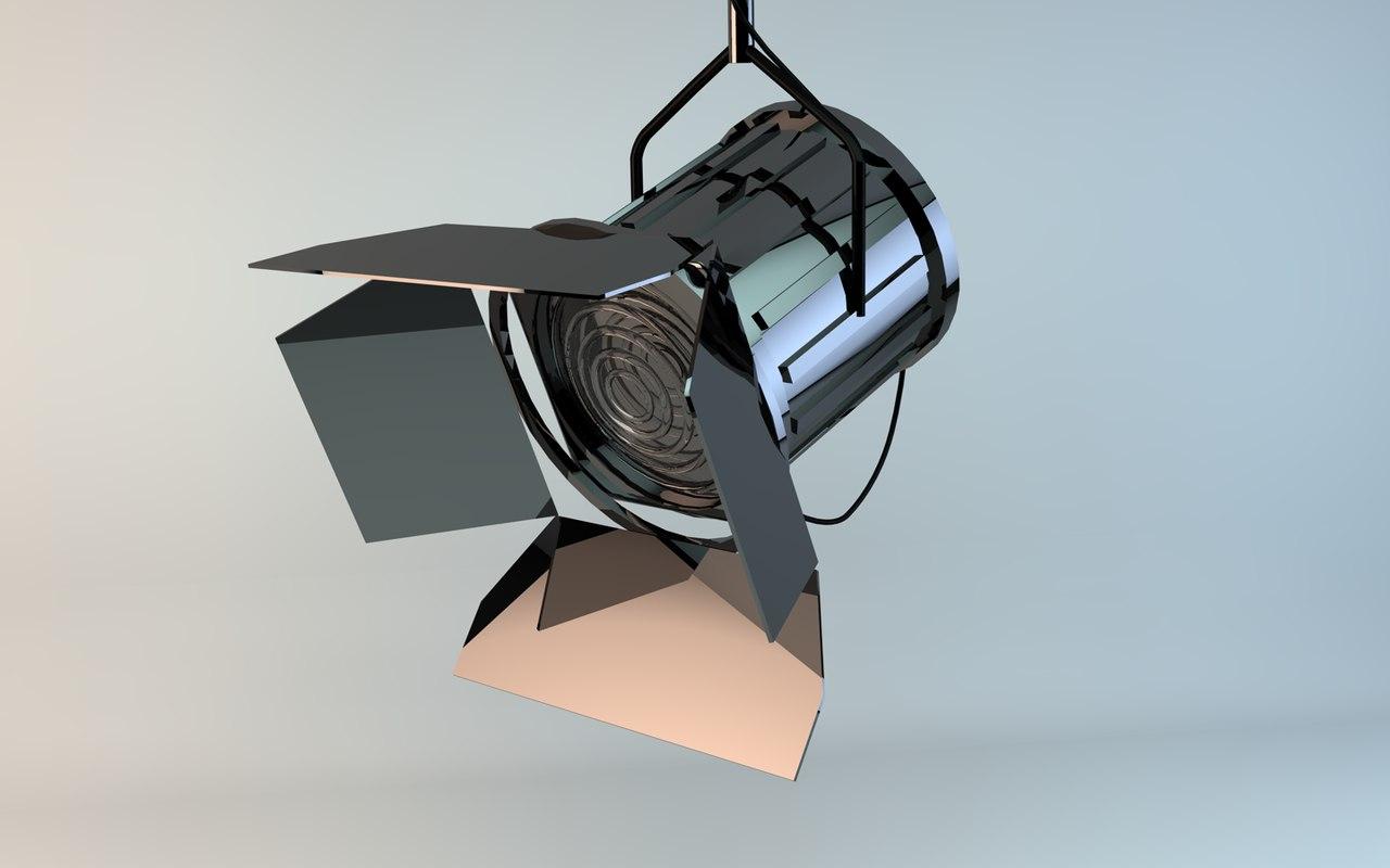 c4d studio light