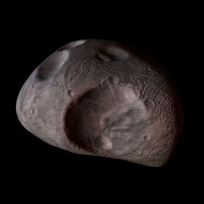 3ds max phobos moon
