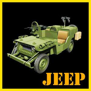 lightwave jeep