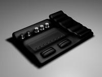 zoom gfx 7 3d model