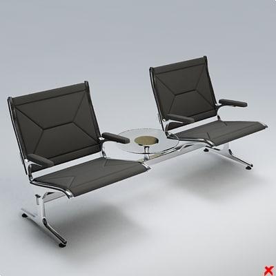 maya airport chair