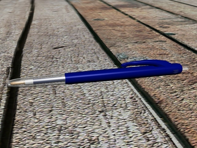 3d bic pen