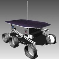 Lunar rover concept