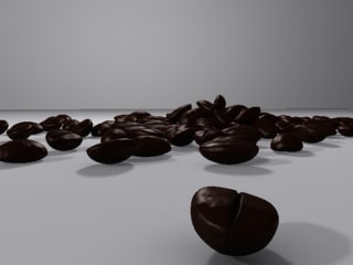 free max model coffee beans