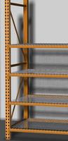 3d model warehouse rack
