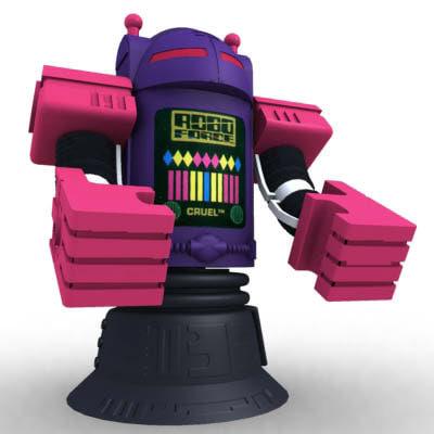 3d cruel toy robo