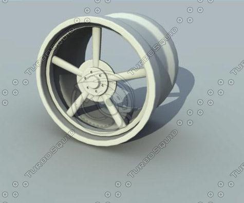 max wheel rim
