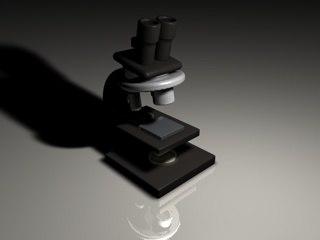 3ds max microscope