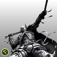 Fantasy - Warrior - Max