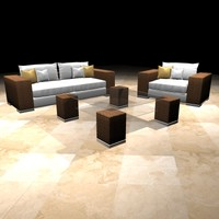 Basket Weave Furniture Collection