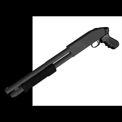 pz3 mossberg shotgun