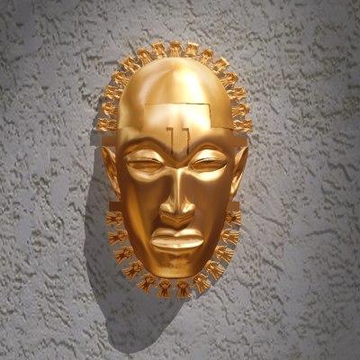 hang wall 3d model