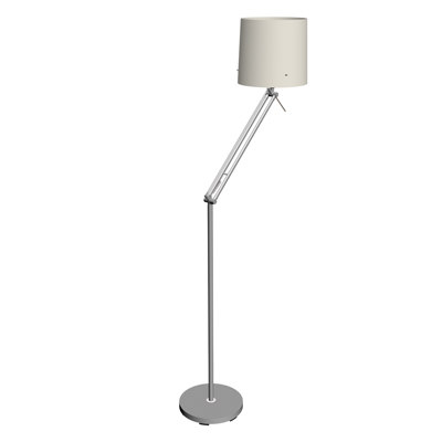 3d model of ilumination lamp