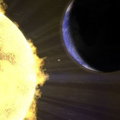 soleil v1 0 sun 3d model