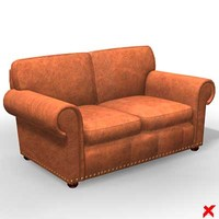 Sofa loveseat055_max.ZIP