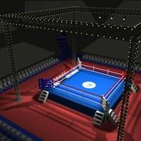 3d k1 arena box