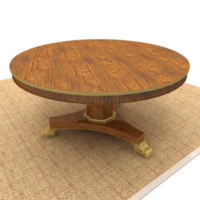cinema4d table rug