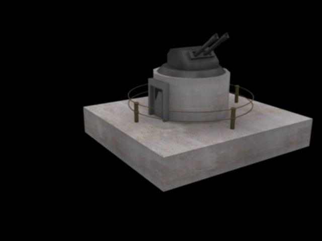 anti gun emplacement max free