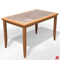 Table kitchen015_max.ZIP