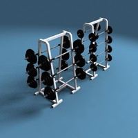 max weightlifting rack