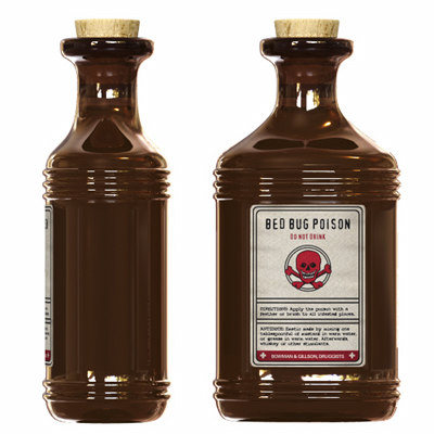 3d lwo poison